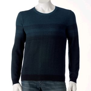NWT Men's Marc Anthony Striped Sweater